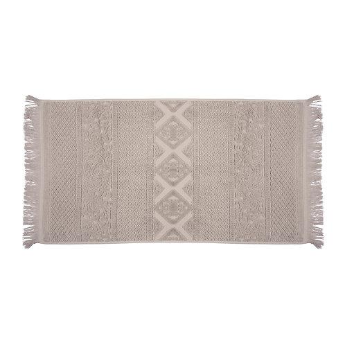 Handtuch Harlem Grey/Beige groß