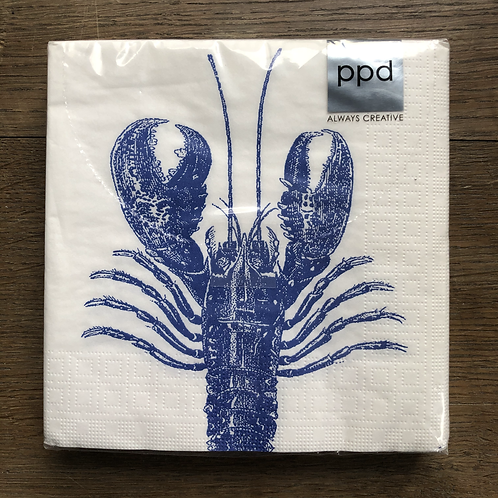 Serviette Lobster