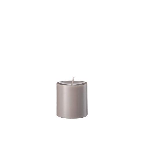Gegossene Kerzen Kiesel