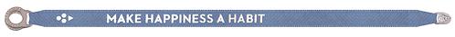 Make Hapiness a habit