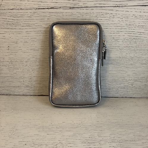 Umhängetasche Silber