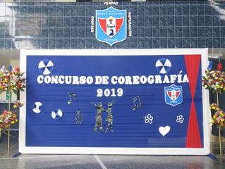 CONCURSO DE COREOGRAFÍAS 2019