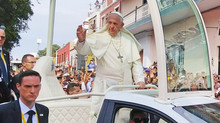 PAPA FRANCISCO EN TRUJILLO