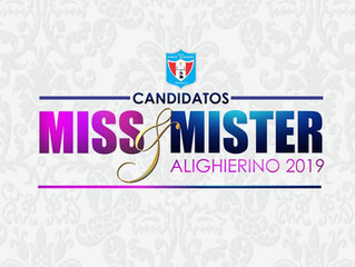 CANDIDATOS MISS y MISTER 2019