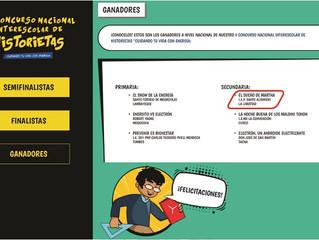 I puesto - Concurso Interescolar Nacional de Historietas - 2017