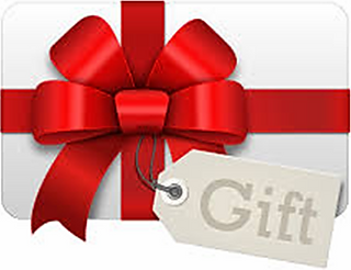 GIFT CARD 20% OFF