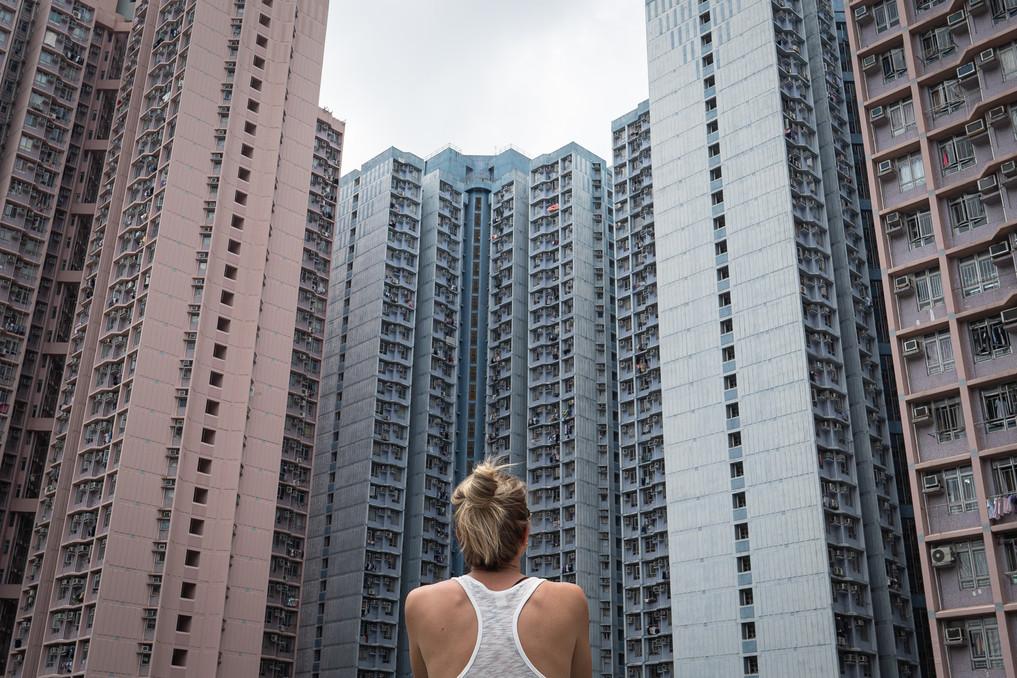 3 Monate Hongkong
