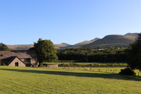 Hilltops Brecon Holiday Cottages