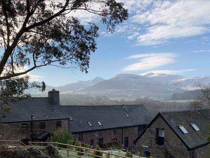 The Held Holiday Cottages  - Brecon Beac