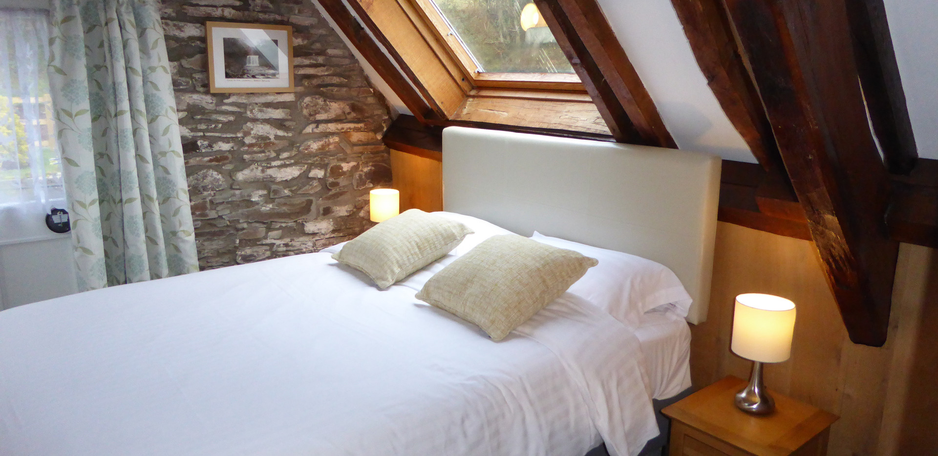 The Granary at Hilltops Brecon Holiday Cottages