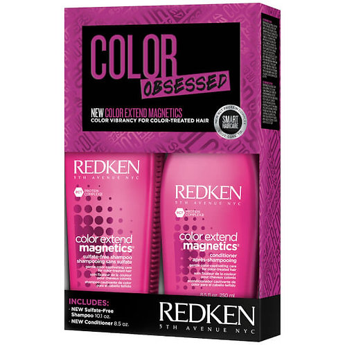 Redken Color Extend Magnetics Shampoo & Conditioner Set