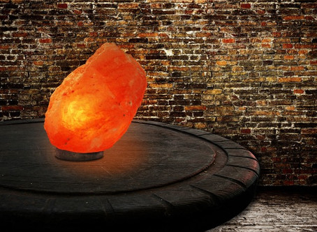 The Kardashians and Himalayan Salt Lamps
