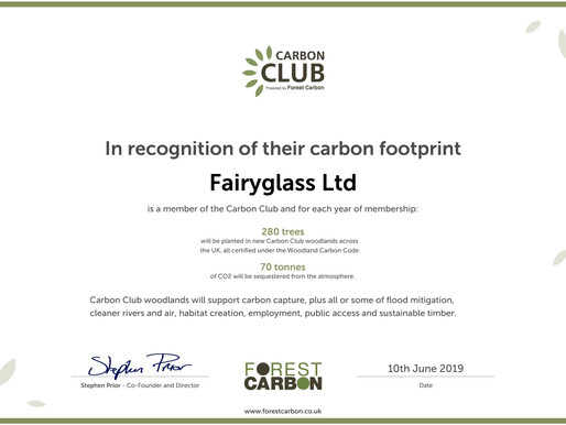 Fairyglass and the Carbon Club
