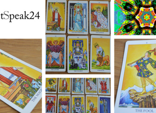So what are the Major Arcana Tarot Cards all about? Well it's all about the bigger picture!