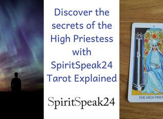 The High Priestess | Tarot Explained
