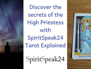 The High Priestess | Tarot Explained