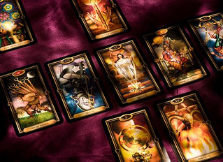 A Background to Tarot Reading