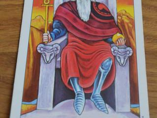 Tarot Explained - The Emperor