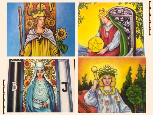 Women in Tarot Cards