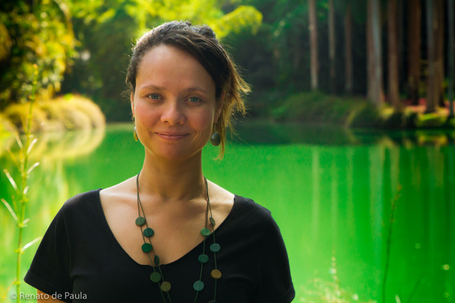 Olhos Azuis / Lago Verde