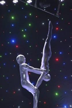 Human Balancing