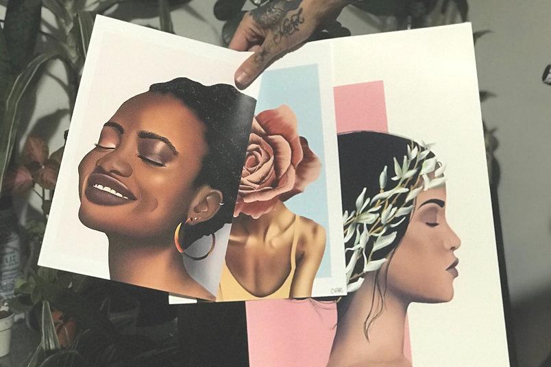 arte camila veras pintura artista camilaveras camila véras artista visual muralista ilustradora ilustração