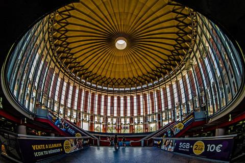 Cúpula de Atocha