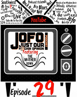 Checkout our interview on the Jofo Podcast