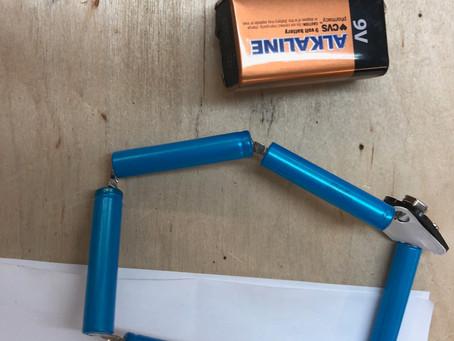 11/19/2018 Meeting: batteries