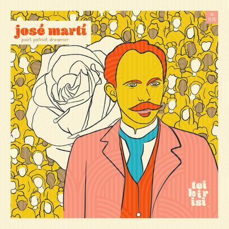 015. josé martí: poet, patriot, dreamer - transcription