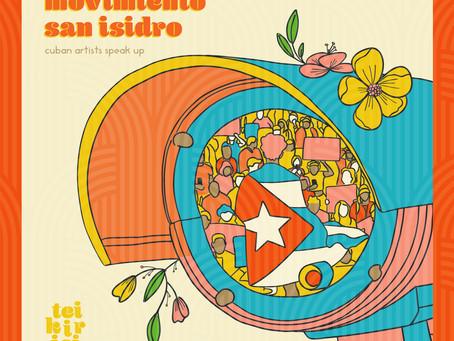 011. movimiento san isidro: cuban artists speak up - transcript