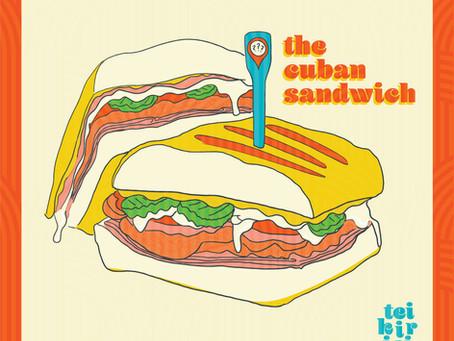 006. the cuban sandwich ft. chef louie estrada