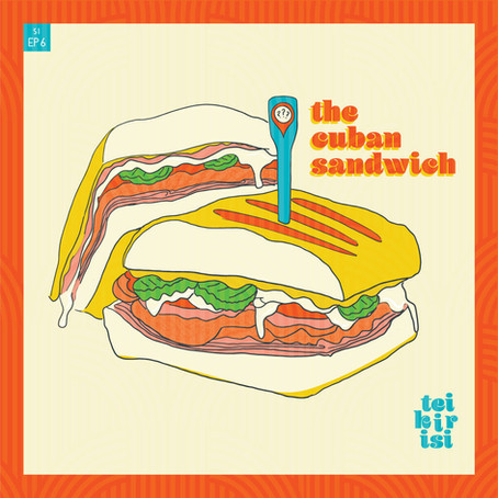 006. the cuban sandwich ft. chef louie estrada