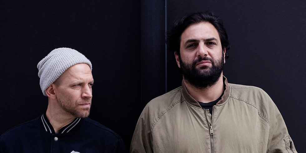 TASKETE! (DE) - Flo Weber (Sportfreunde Stiller) & Aren Emirze (Harmful)