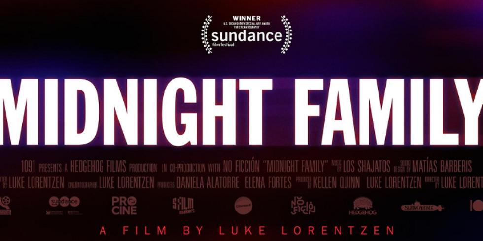 Kino: MIDNIGHT FAMILY
