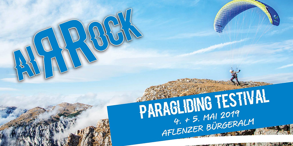 AFTERSHOWPARTY / AIRROCK Paragliding Testival