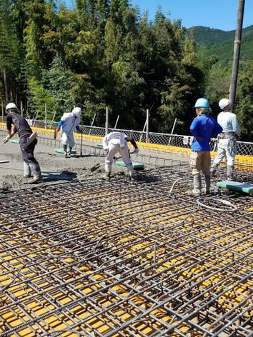 橋梁上部工の施工