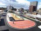 野洲駅北口駅前広場中央島等整備工事
