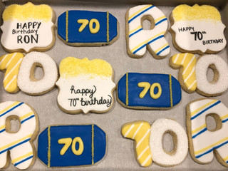 70th Birthday!