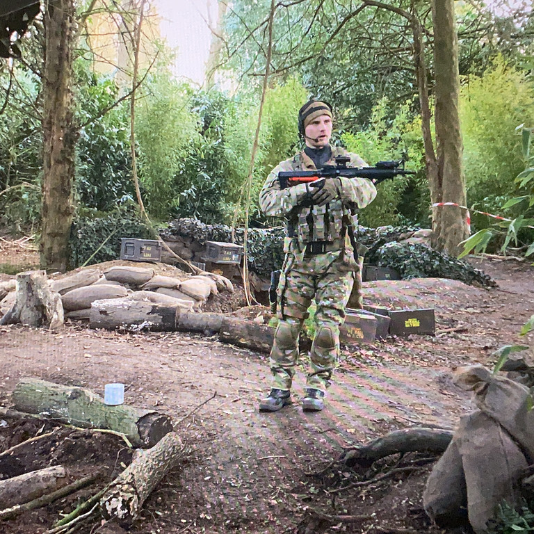 Oblivion Airsoft Gameday