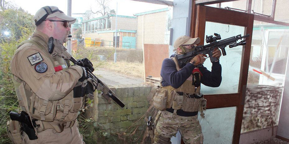 Red 1 Airsoft CQB Gameday (4)