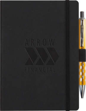Notebooks with pen