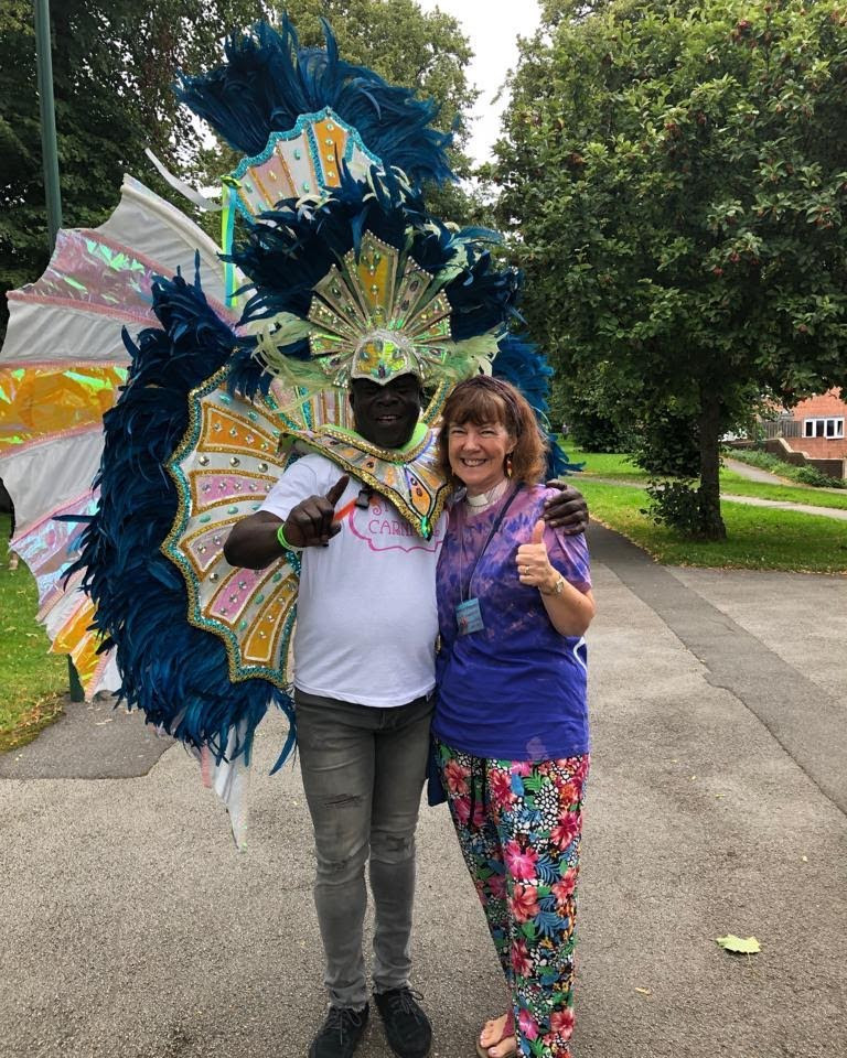 St Ann's Carnival with 'Carnival Chaplain'