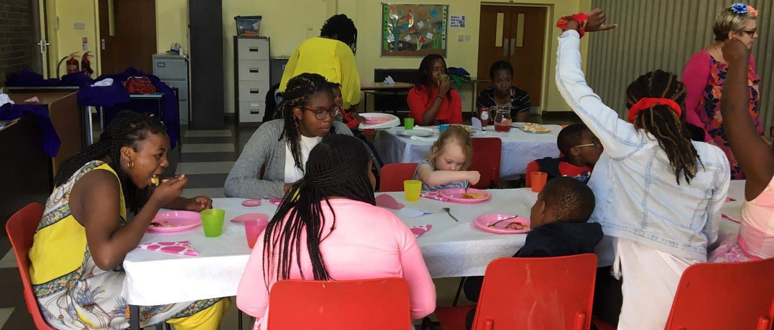 Children's Sunday group party