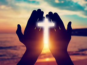 faith-christian-hands-cross-light-sunset