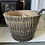 Thumbnail: Superb Large X Strong Lined Log Basket + Rope Handles
