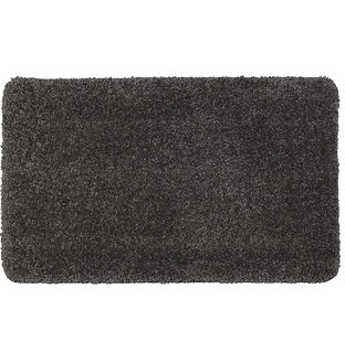 Machine Washable Stain Resistant Barrier Door Mat Premium Rug Bleach Cleanable,