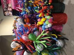 Octopus Balloon Creations