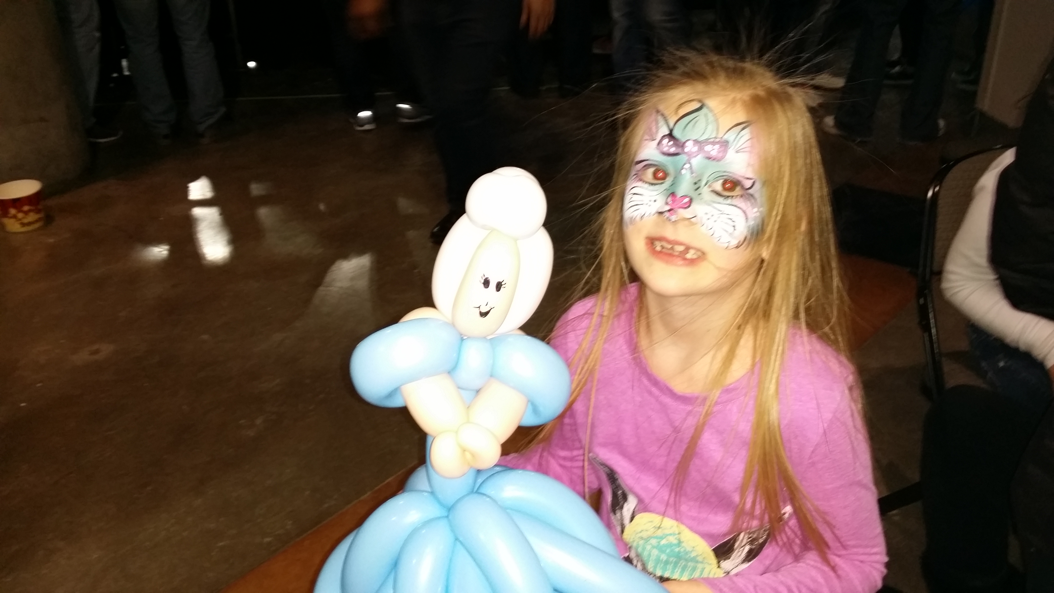 Omaha Balloon Art and Face Painting