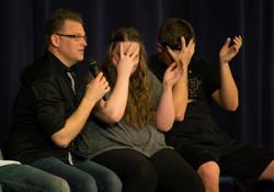 Hypnotism show in Papillion Nebraska